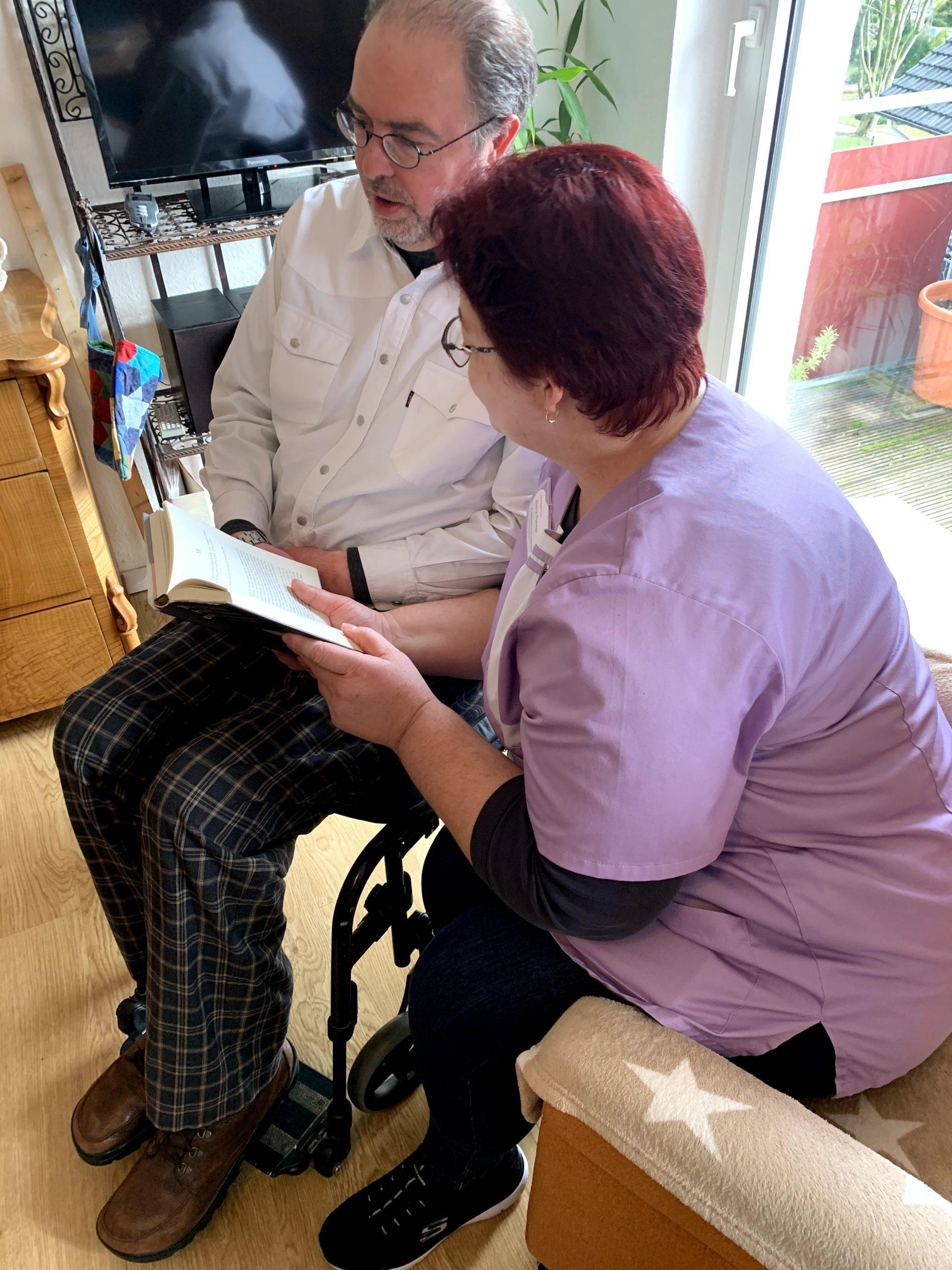Elena mit Patienten II